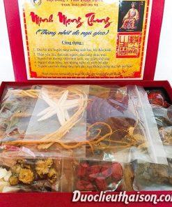 Hình ảnh thang thuốc Minh mạng độc quyền, Dược liệu Thái sơn phân phối